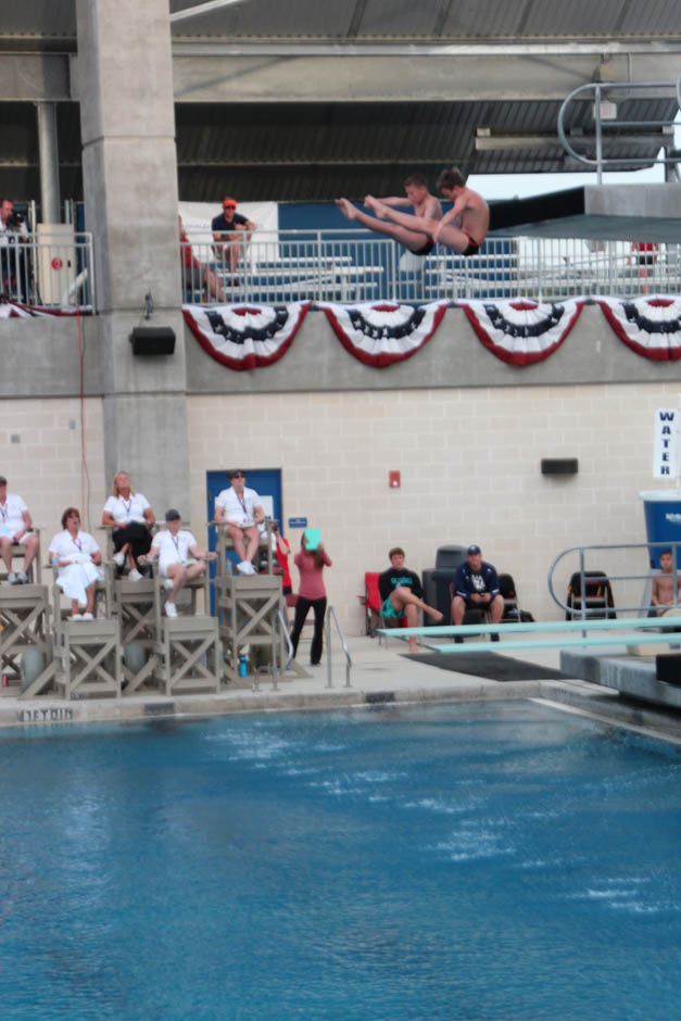 USA Diving Synchro Nationals - Stanford Diving Site