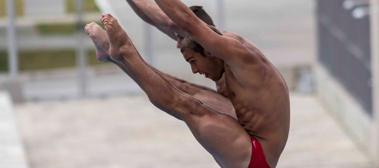 stanford diving kristian ipsen samuel dorman synchronized partner