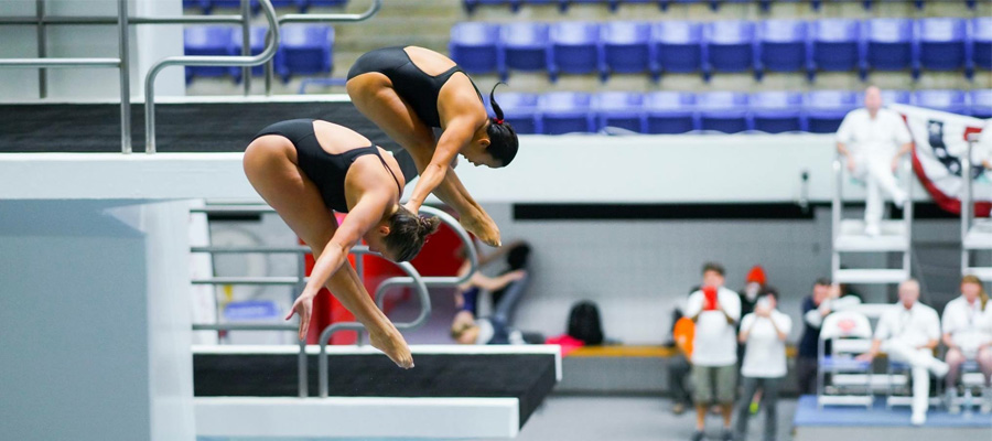 stanford diving synch diving